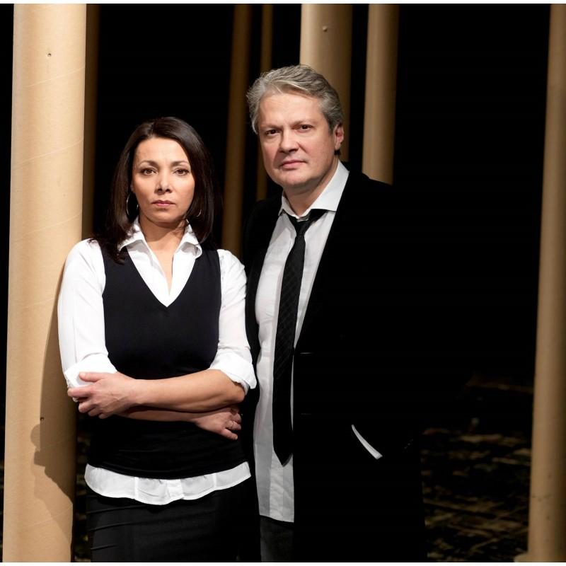 Livestream: Sandra Czervik & Herbert...